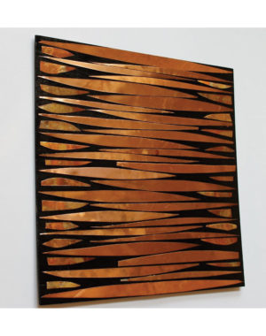 Abstract-Copper-Wall-Sculpture-VI
