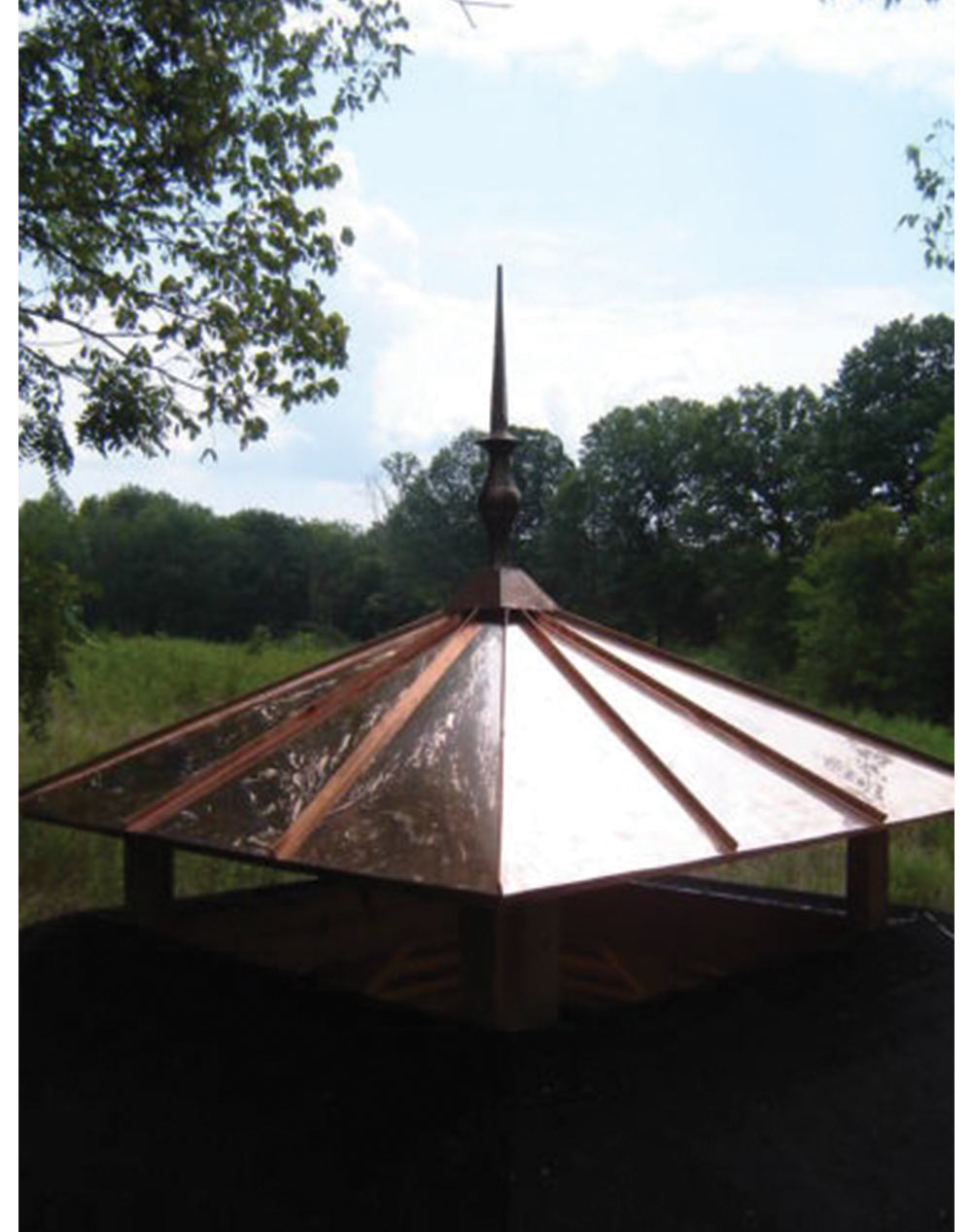 Builders First Choice Finial Roof Spire Cap Discount Sale