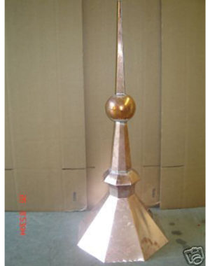 Copper-Roofing-Turret-Finial