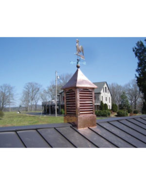 Decorative-Copper-Roofing-Cupola+Weather-Vane